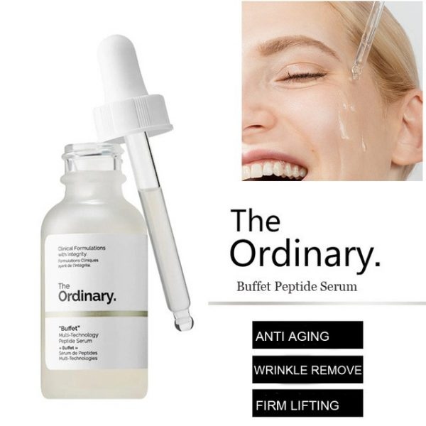 serum Buffet The Ordinary ngừa lão hóa 1