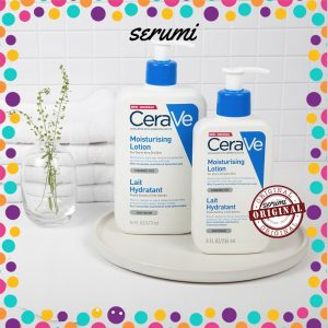 moisturizing lotion cerave