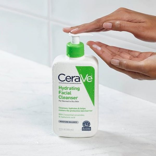 hydrating facial cleanser cerave 2