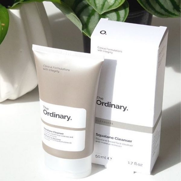 squalane cleanser the ordinary 1