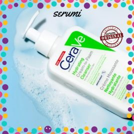 Cerave cream to foam cleanser 2