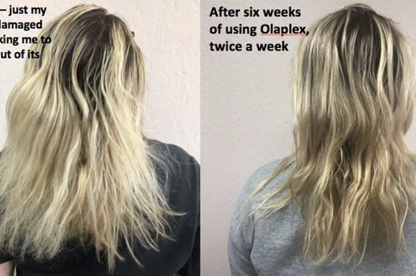 olaplex 3 before after 2